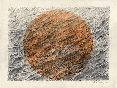 Yoel Diaz Vazquez, Seestück 4Seestück 4, 2020, graphite, acrylic on canvas, 60 x 80 cm