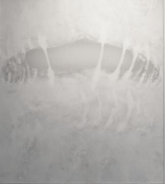 Udo Nöger, bewegend 10, 2006, mixed media, 70 x 62 cm