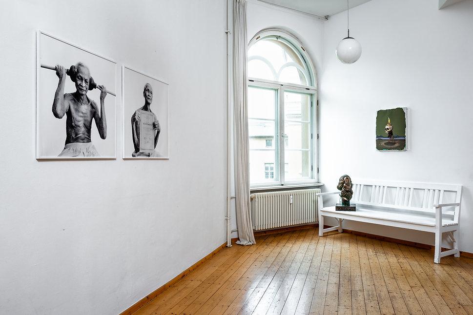 Installationview, Yoel Diaz Vazquez, GAM