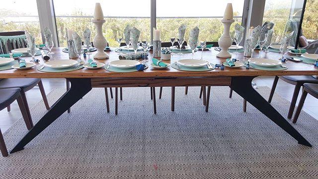 Huntersridge Blade Table