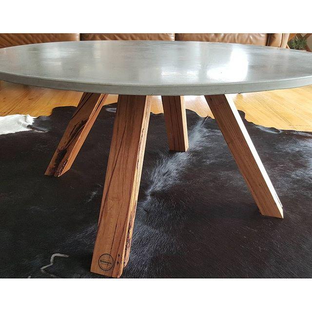 """Bellbrae"" Coffee Table"
