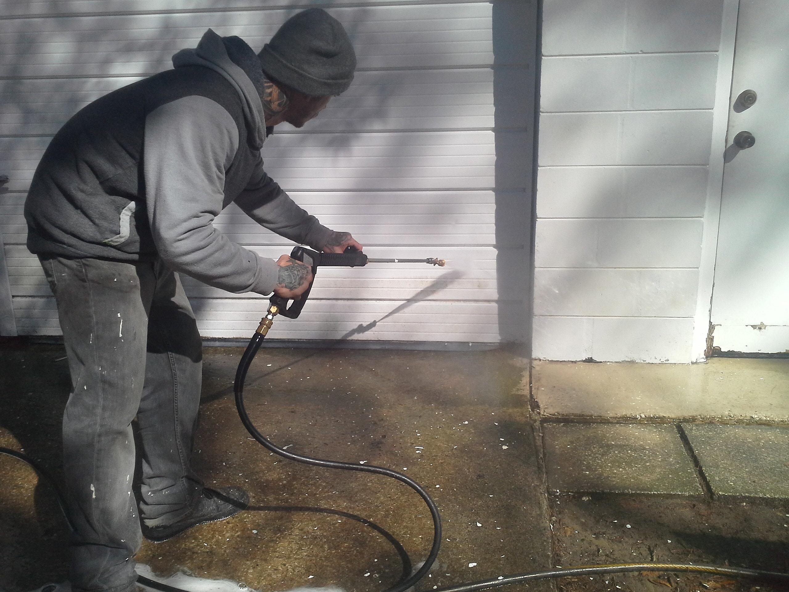 Pressure washing gainesville fl bluewater exterior cleaning exterior pressure washing rubansaba