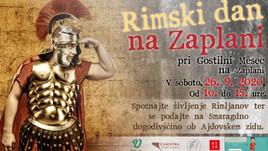 Rimski dan na Zaplani