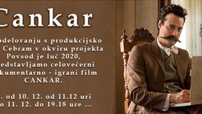 Kino Vrhnika vabi k ogledu filma Cankar na spletu
