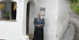 Ogled stare Lukacove - Ankine kašče na Stari Vrhniki