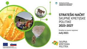 Neposreden prenos predstavitve predloga Strateškega načrta skupne kmetijske politike