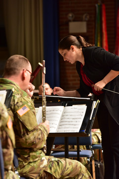 "Workshop with the United States Army Band ""Pershing's Own"""