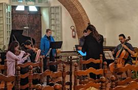 Cortona New Music Sessions