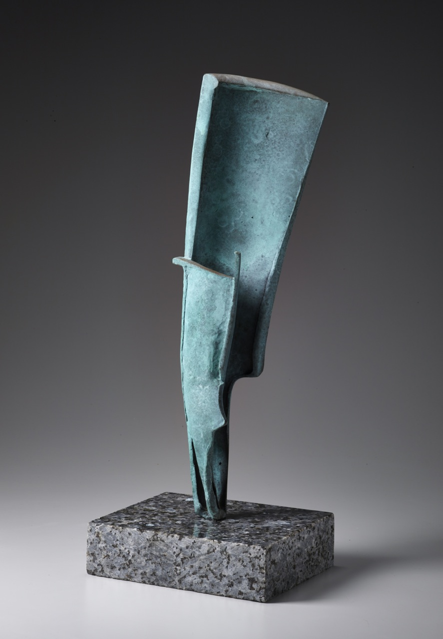 Bronze sculpture Jack da Silva