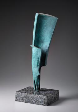 Bronze sculpture Jack da Silva