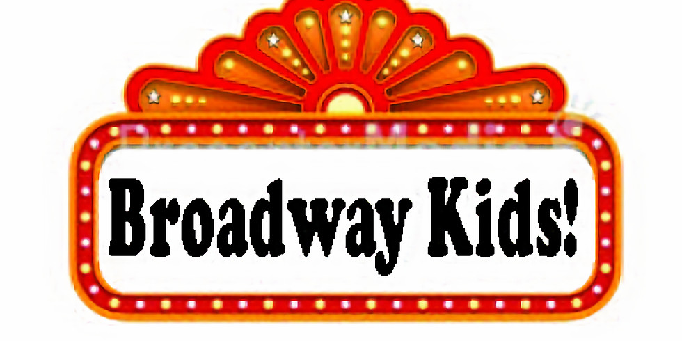 Broadway Kids - Theresa Bunker