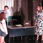 Finding an orphan to stay with Mr. Oliver Warbucks