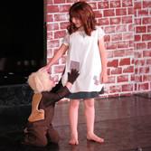 """Annie meets """"Sandy"""""""