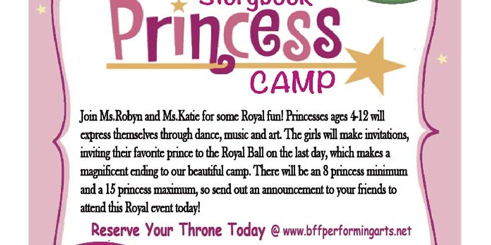 Storybook Princess Camp 2