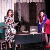 Miss Hannigan gets a visit from Lilly and...