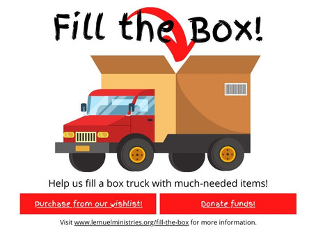 Help us Fill the Box!