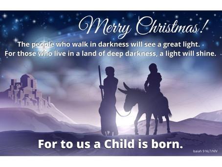 How Christmas Light Shines...