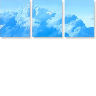 Sky Triptych