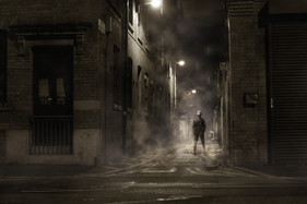 Man Alone...