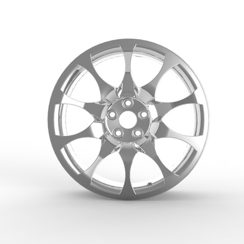 Diseño de Llantas para SEAT Ibiza