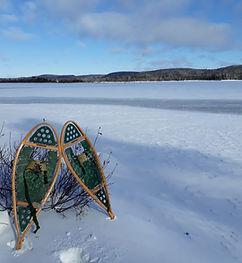 lac-taureau-hiver-neige-raquettes-MaudDe