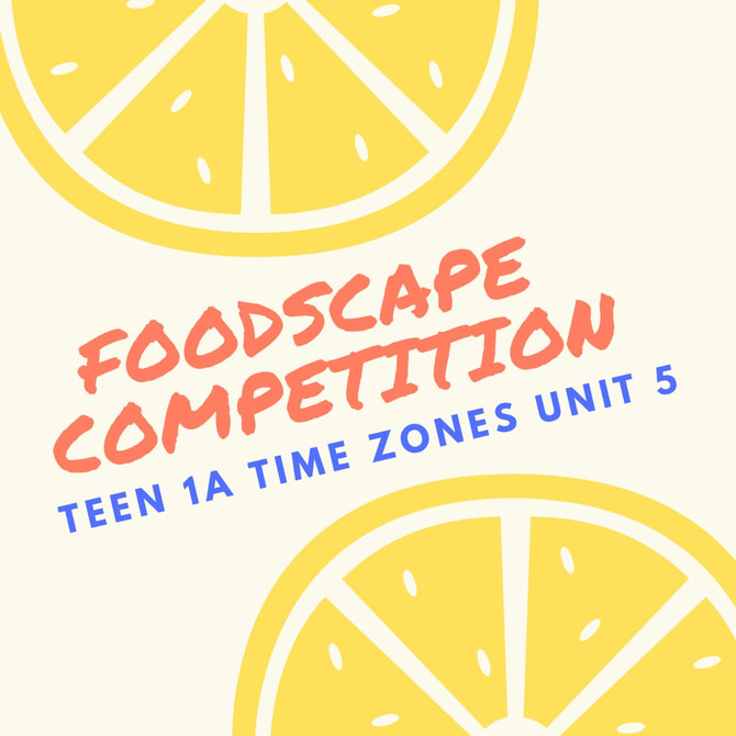 Foodscape Competition