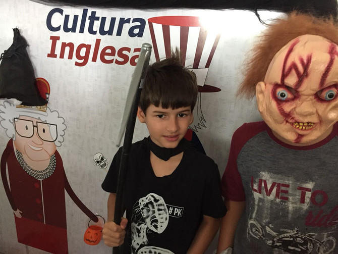 Halloween Cultura Inglesa