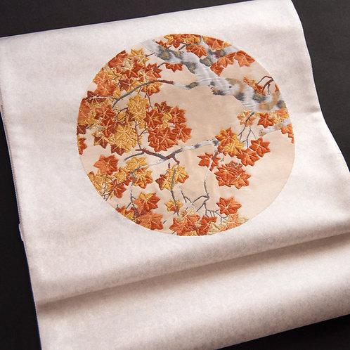 袋帯 | 紫紘 楓文