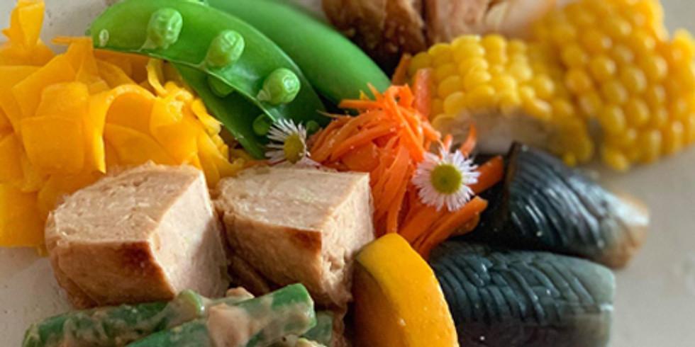 【10/13開催】薬膳料理家:青山 有紀さんによる、特別ランチ&お話し会「藍と暮らす」