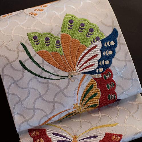 袋帯 | 小田原織物 胡蝶文