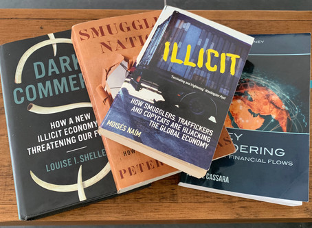 A Few Book Recommendations on Illicit Financial Flows
