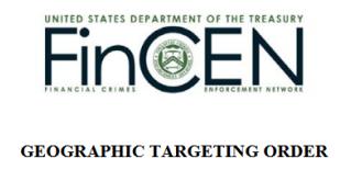 FinCEN Renews Geographic Targeting Order