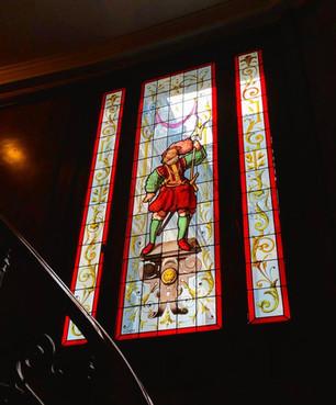 Restauration vitraux XIXeme s
