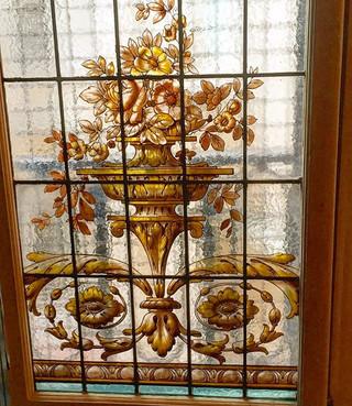 Restauration vitraux 1908 Charles Champigneulle