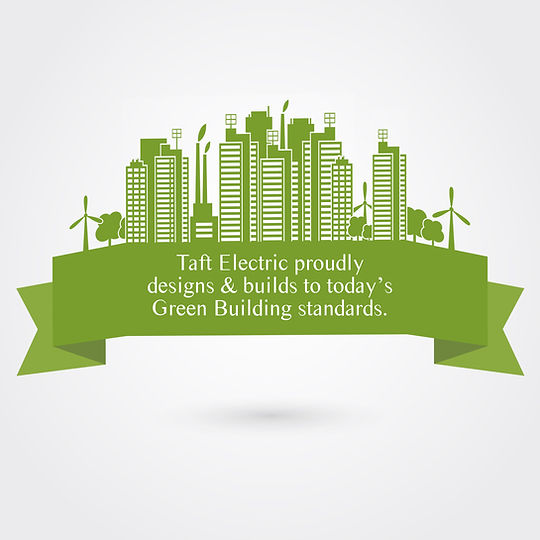 Taft Electric sutainability (image source freepik.com user:macrovector_official)