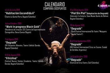 Calendario 2019-2020!