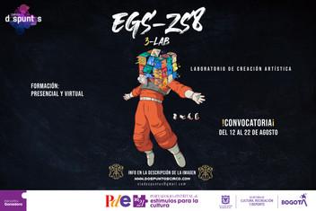 Convocatoria para el EGS-zs8 3Lab! hasta el 22 de agosto 2021