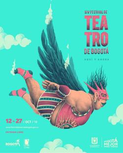 Degradé. XIV Festival Teatro Bogotá