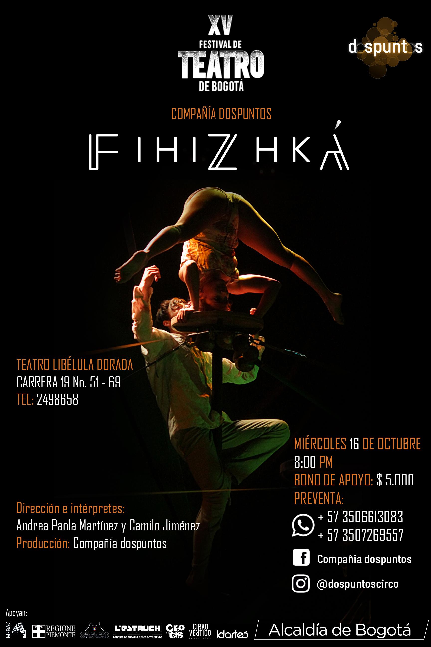 Festival teatro de Bogotá
