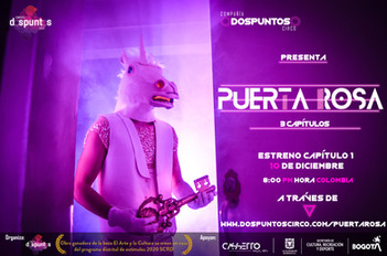 Temporada de estreno de Puerta Rosa!