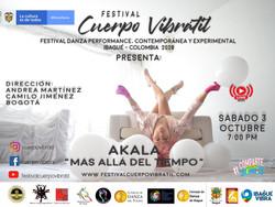 Festival cuerpo vibratil, Ibagué