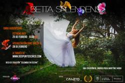Flyer estreno Betta