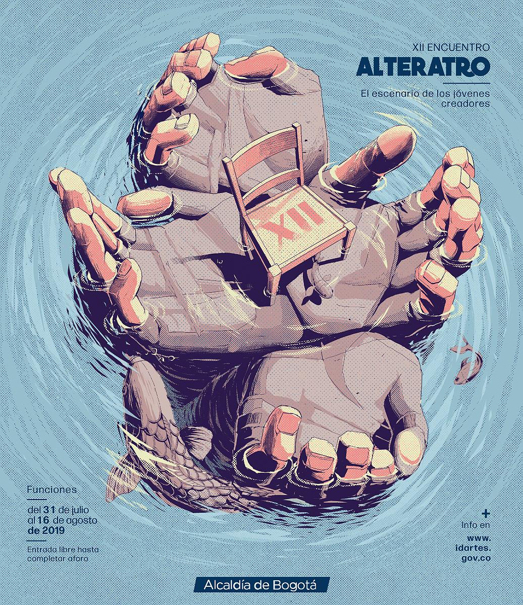"""""""Degradé"""". Festival alteratro (2019)"""