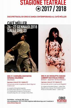 """""""Degradé"""" (2018). Torino"""