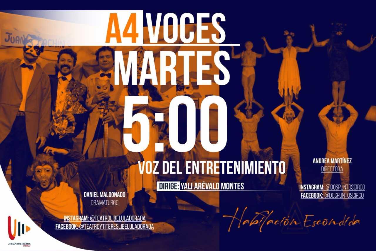 Unipanamericana estereo (2019)