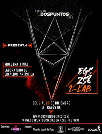 """14 piezas artísticas creadas en el """"EGS-zs8 2Lab""""; vota por tus favoritas!"""