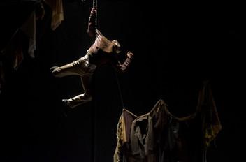 Degradé. Ganador de beca de Formación y creación en circo Idartes (Bogotá), 2018