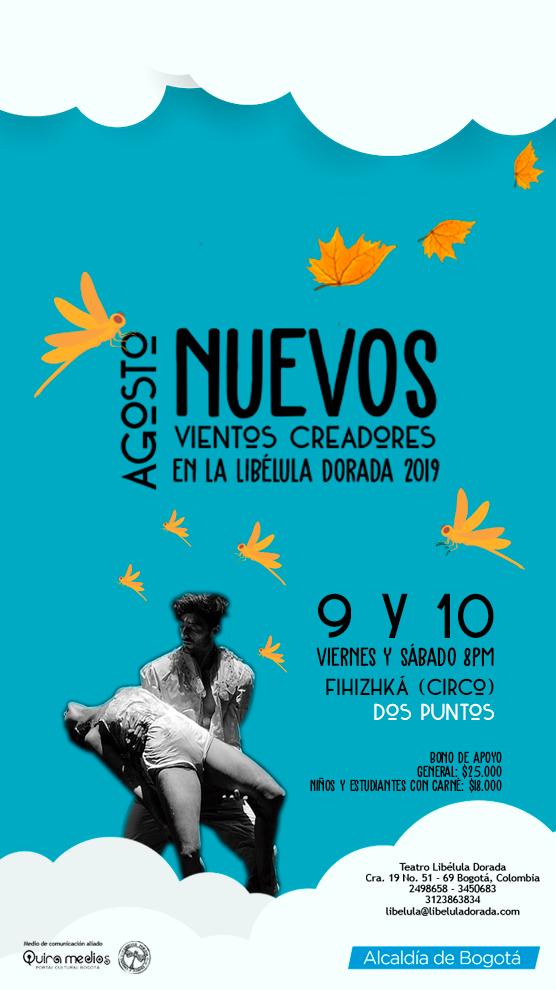 Nuevos vientos, Bogotá (2019)
