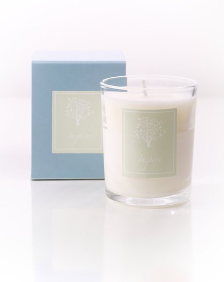 'Inspire' Candle