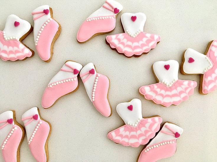 Ballerina Biscuits